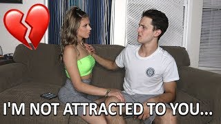 I'm NOT ATTRACTED To You Anymore PRANK On GIRLFRIEND!!!