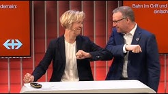 bahn manager Video - NEWS (29): Bilanzmedienkonferenz SBB, Bern (10.3.2020)