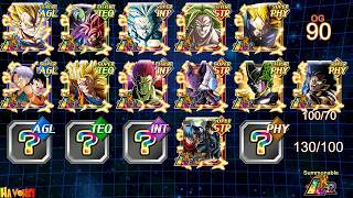 Summonable LRs Whats to Come? | Dragon Ball Z Dokkan Battle