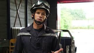 Des sapeur-pompiers ont testé les outils sans fil Milwaukee
