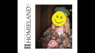 """HOMIELAND Vol.1 - Para One & Myd - """"Brooklyn"""" - [CD2 FRIENDS ]"""