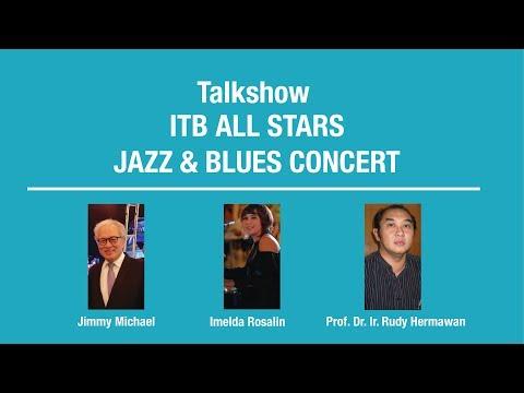 """Indonesia Jazz n Blues Club """"Event ITB All Stars Jazz & Blues"""""""