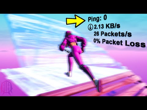 8 SECRET Tips To Get 0 Ping In Fortnite...