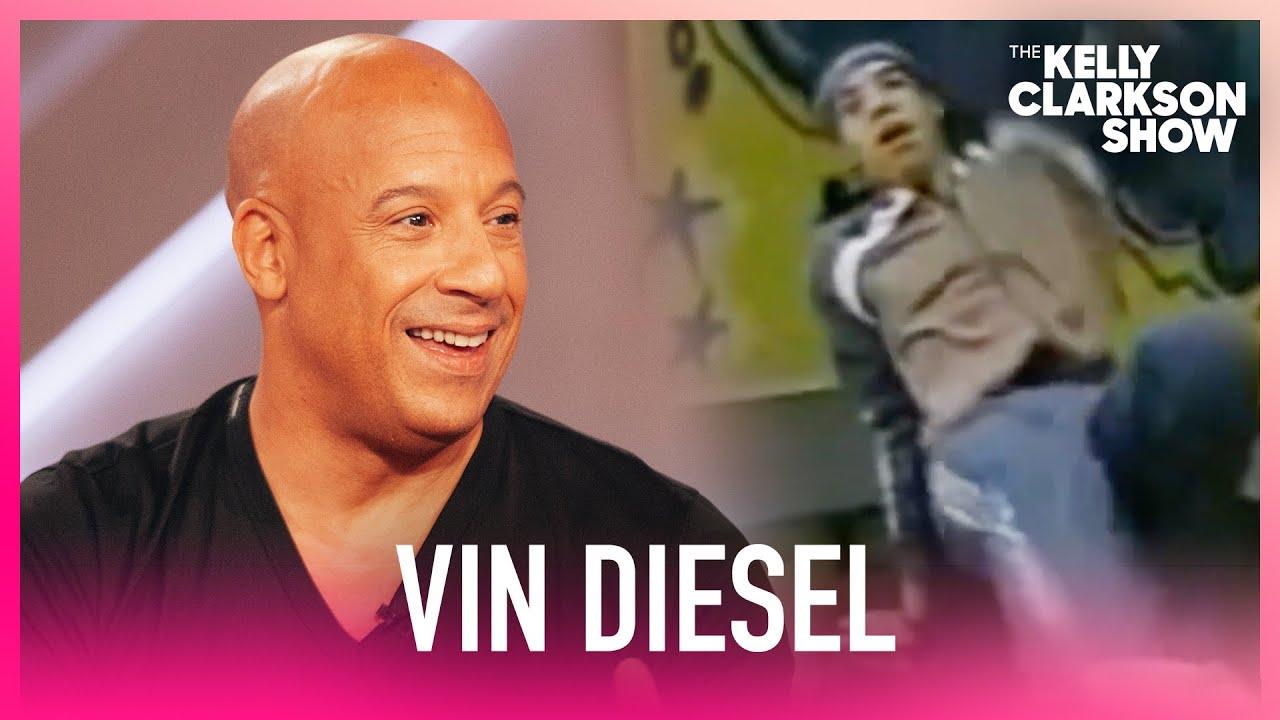 Vin Diesel Was A Breakdancer Turned Rapper In The '80s