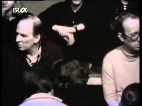 Ingmar Bergman inszeniert Strindberg