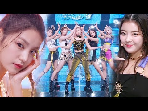 ITZY - ICY [Music Bank Ep 994]