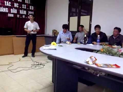 Hội thao thường niên SSC HN ( tiết mục thi karaoke)