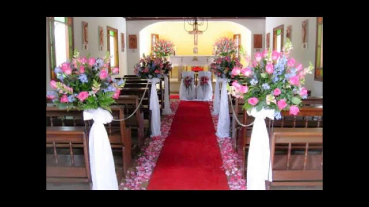 Floreria Lety Arreglos Para Iglesia