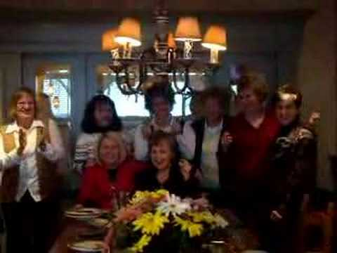 Linda 39 S Olive Garden Birthday Youtube