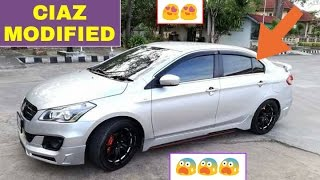 Top 5: CIAZ Modifications You MUST SEE ! ! !