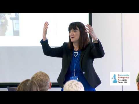 Mary Dhonau OBE - Presentation