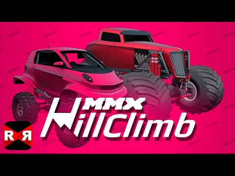 MMX Hill Climb (By Hutch Games) - iOS / Android - Gameplay Video