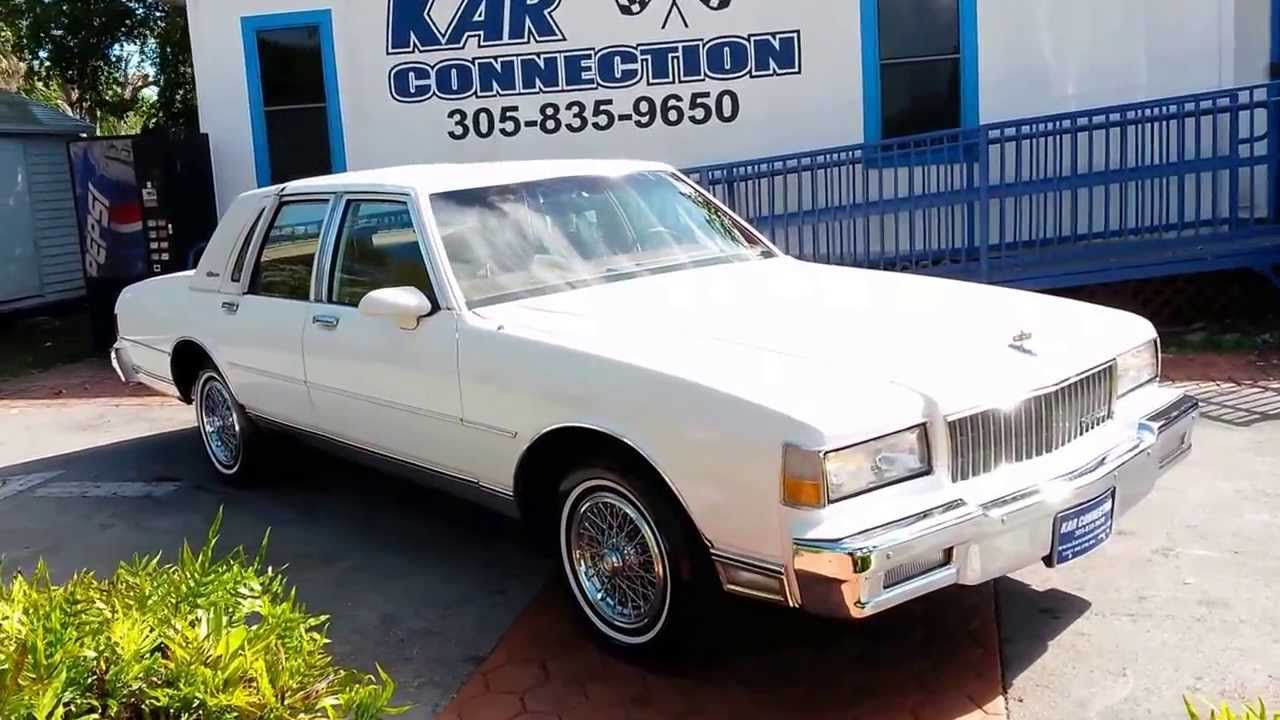 shop official supplier lace up in 1989 Chevrolet Caprice Brougham LS @ Karconnectioninc.com Miami, FL
