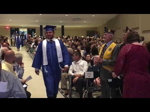 South Lafourche High School Graduation 2018