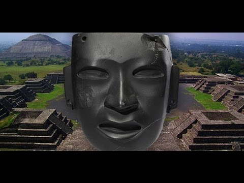 Search for Tomb in Mexican Pyramid Yields...