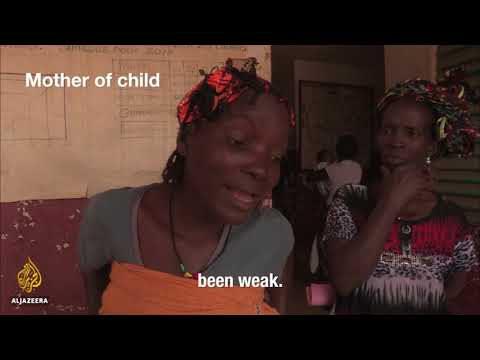Nurse Benjamin risks death to save lives in Guinea