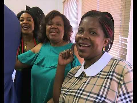 Swapo youth, women and elders back Geingob for party president - NBC