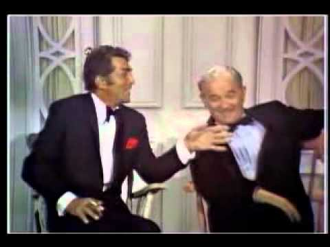 Dean Martin and Milburn Stone