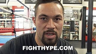 "JOSEPH PARKER BRUTALLY HONEST ON RUIZ VS. JOSHUA 2 AFTER FIGHTING BOTH: ""ANDY'S MORE SKILLED"""