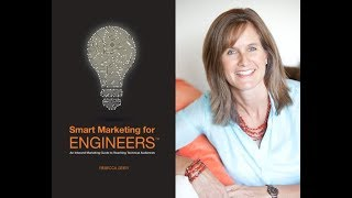 """""""Smart Marketing for Engineers"""" by Rebecca Geier"""