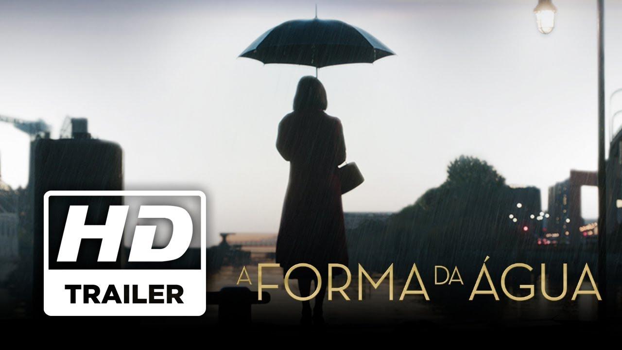 A Forma da Água | Trailer Oficial | Legendado HD