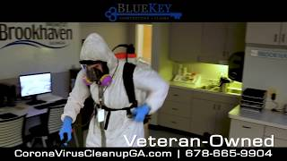 BlueKey City of Brookhaven Decontamination