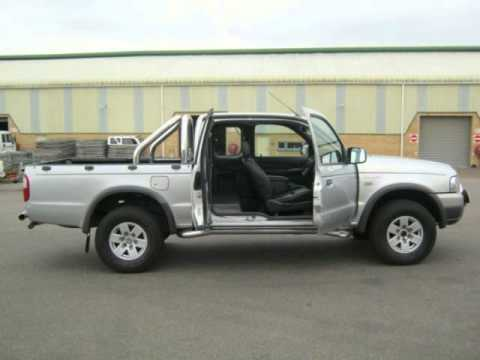 2006 ford ranger montana 2 5l diesel 4x4 auto for sale on. Black Bedroom Furniture Sets. Home Design Ideas