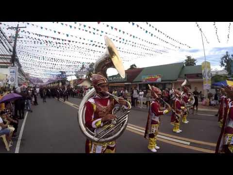 Military Parade Part 1 of 2 Naga City