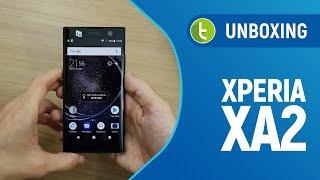 Xperia XA2 é um intermediário compacto e boa alternativa ao Moto G6 Plus