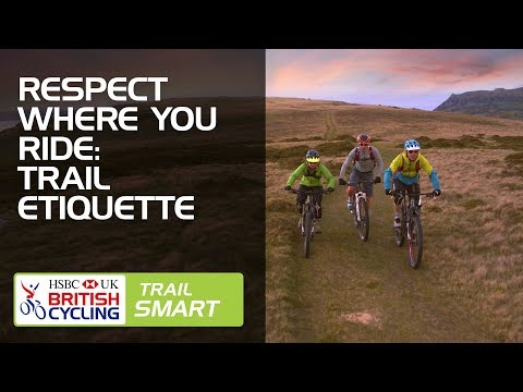 Do mountain bikers need to be told how to behave? - MBR