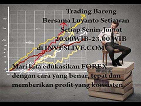 Trade Bar (TRading BAReng) Senin 22/02/2016 (Video Version)