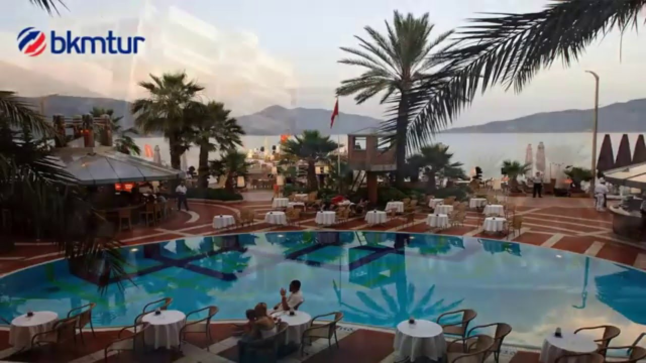 Elegance Hotels İnternational Marmaris - YouTube