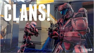 Halo 5 NEWS - Clans, Gravity Hammer, Medals & More