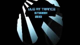 Live at Trance Energy 2003 DJ Tomcraft