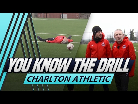 3 rounds of finishing at Charlton | You Know The Drill