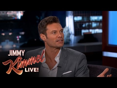 Ryan Seacrest on Turning 40 on Christmas Eve
