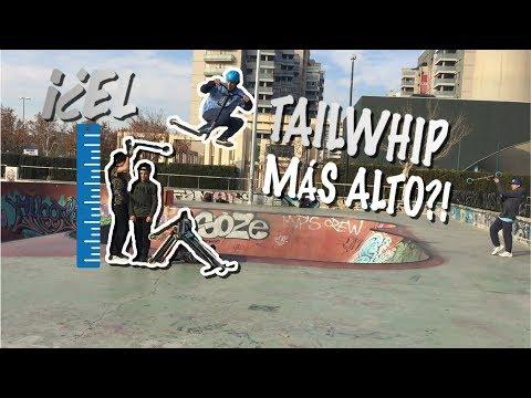 EL TAILWHIP MÁS ALTO