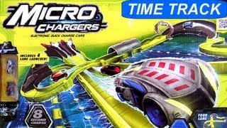 Micro Chargers Race Time Track Ultimate Review by Moose Cars Toys Racing Challenge car-toys