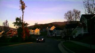 Old Trail neighborhood in Crozet, Virginia