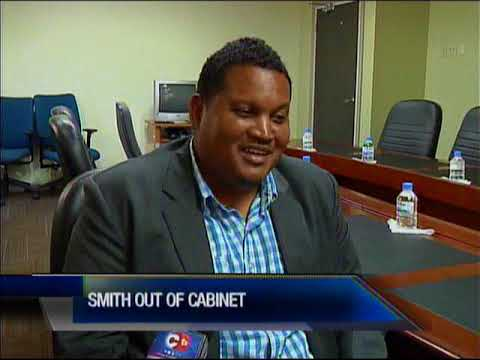 Darryl Smith Fired As Minister In The Ministry Of Housing & Urban Development