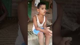 Very funny video by village boy ||new comedy||