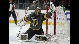 Vegas Takes Sharks Out in Six