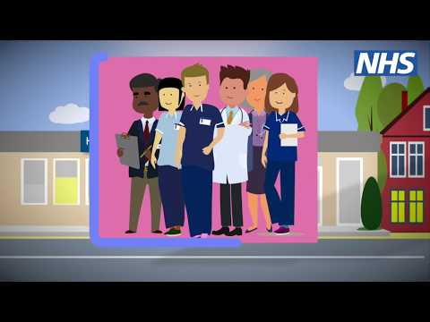 Animation - Primary care and NHS 111