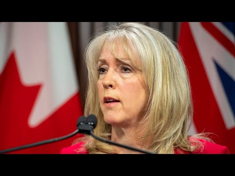 'We didn't start the fire': Ontario's long-term care minister says after damning AG report