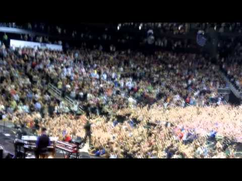 A Very Emotional Tenth Avenue Freeze Out 03-18-2012 Bruce Springsteen Atlanta
