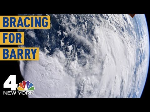 Tropical Storm Barry: New Orleans Braces for Possible Hurricane Floods  NBC New York