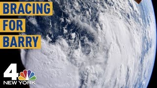 Tropical Storm Barry: New Orleans Braces for Possible Hurricane, Floods | NBC New York