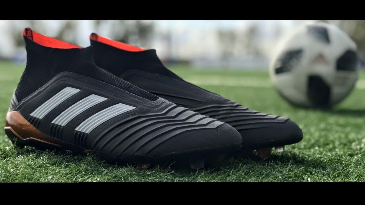 PLAY TEST - Review  Adidas PREDATOR 18+  48540bf8d