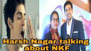 Bollywood film & television actor Harsh Nagar talking about NKF with Toshi Mandola | ANA TV