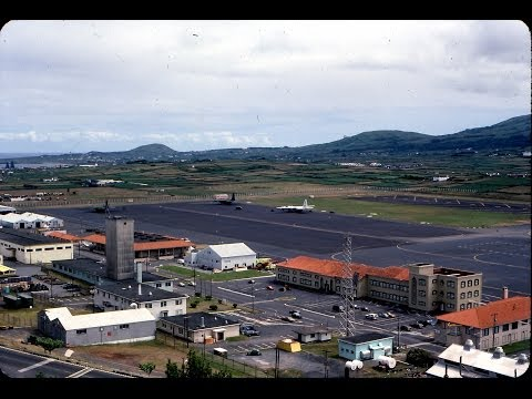 Lajes Field Azores December 1979 to July 1983
